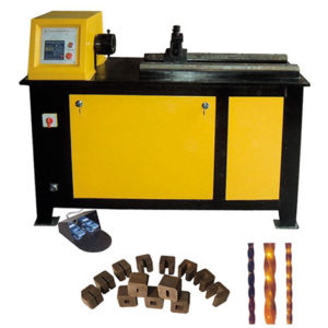 Ellsen Metal Twisting Machine