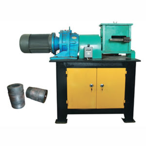 Ellsen Fishtail Coining Machine